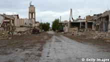 Syrien Krieg Zerstörung