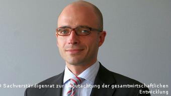 Benjamin Weigert, Copyright: Sachverständigenrat zur Begutachtung der gesamtwirtschaftlichen Entwicklung