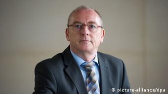 Porträt von Kajo Döhring, Hautgeschäftsführer des Deutschen Journalisten Verbandes DJV (Foto: dpa)