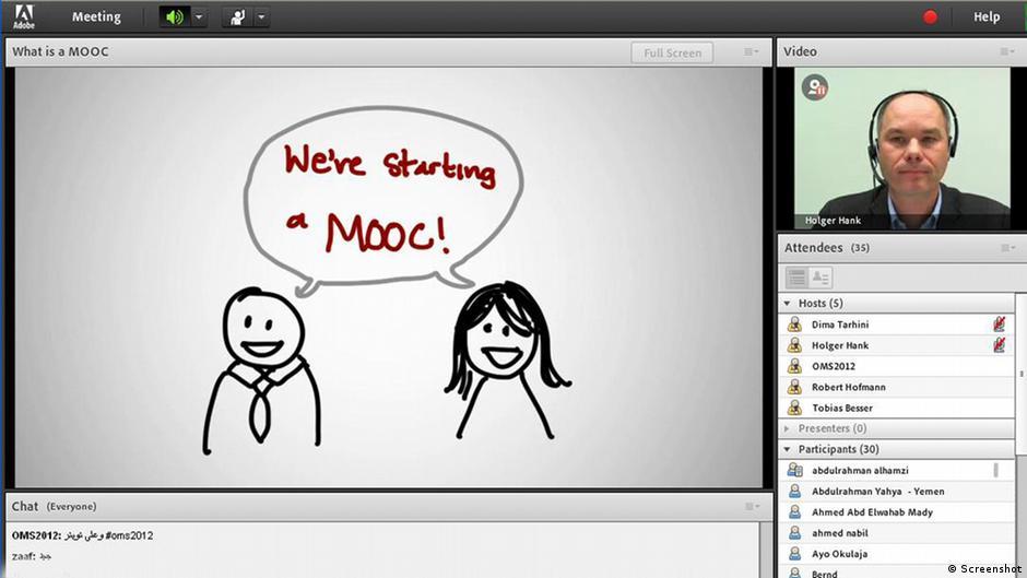 MOOCs - Studium per Internet   DW   28.02.2014