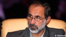 احمد معاذ الخطیب، رئیس ائتلاف ملی سوریه