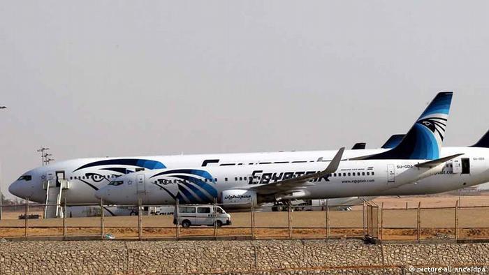 Egypt Air Flugzeuge