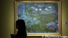 Frankreich Malerei Claude Monet Wasserlilien