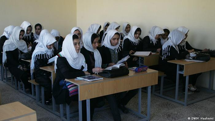 Mädchenschule in Herat Afghanistan (DW/H. Hashemi)
