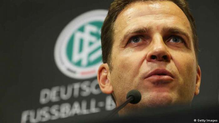 Nationalmannschafts-Manager Oliver Bierhoff (Foto: Getty Images)