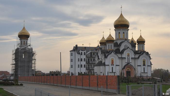 Raskošni manastir Svete Petke kod Bijeljine