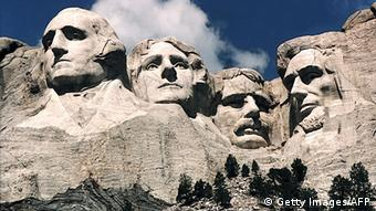 USA Mount Rushmore