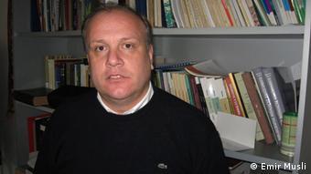 Profesor Edin Mutapčić