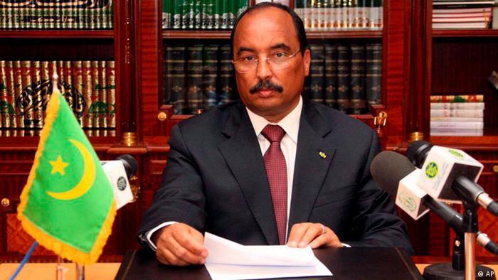 Comment se porte Mohamed Ould Abdel Aziz ? | Afrique | DW | 13.11.2012
