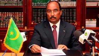 Mohamed Ould Abdel Aziz, l'ancien président de la Mauritanie