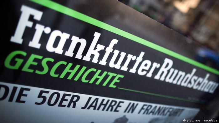 Газета Frankfurter Rundschau