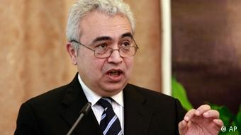 IEA Chefökonom Fatih Birol (AP)