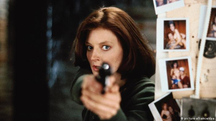 Jodie Foster in a film still from 'The Silence of the Lambs' (picture-alliance/dpa)