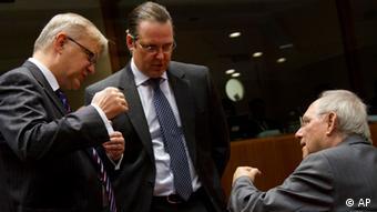 Τελευταία μάλιστα είχαν αρχίσει να εξαντλούνται τα όρια της υπομονής του Eurogroup