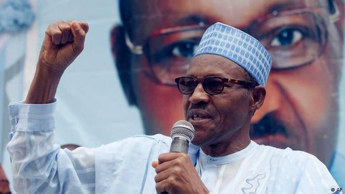 Wahlen Nigeria Genral Muhammadu Buhari