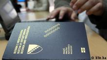 Symbolbild Bosnischer Pass