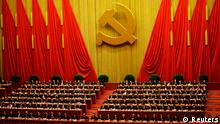 China Abschluss Parteitag KP