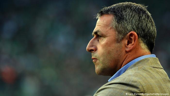 Manager Klaus Allofs (Foto: Getty Images)