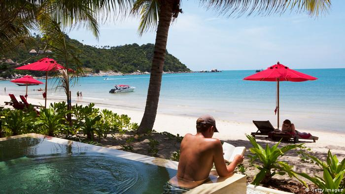 A Thai beach resort (Photo: Paula Bronstein/Getty Images)