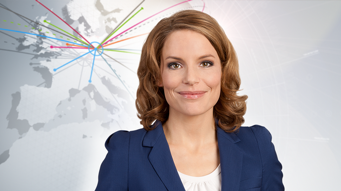 Katja Losch, DW Business anchor
