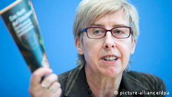 Renate Bähr Geschäftsführerin der Stiftung Weltbevölkerung