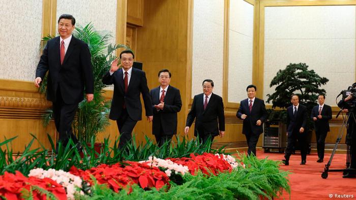 Xi Jinping Vize Präsident China