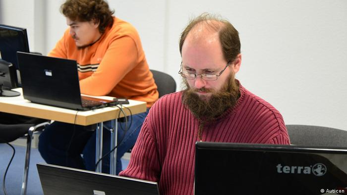 People with Asperger syndrome working in IT Photo: Auticon