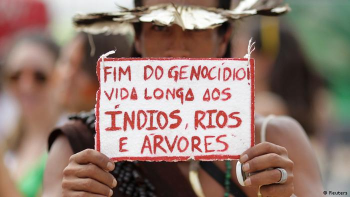 Indigene Sprache Guarani