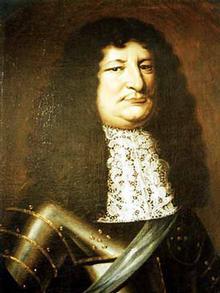 Kurfürst Friedrich Wilhelm von Brandenburg