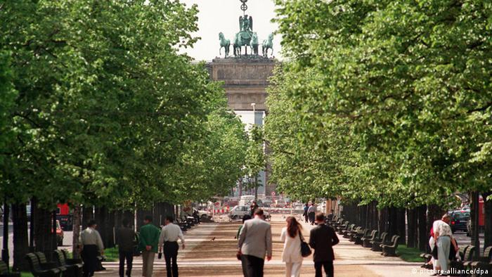 Berlin Unter den Linden