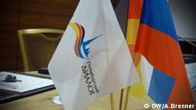 Sitzung des Petersburger Dialogs in Moskau
