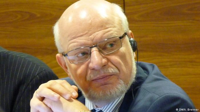 Михаил Федотов, бывший глава Совета по правам человека при президенте РФ (СПЧ)