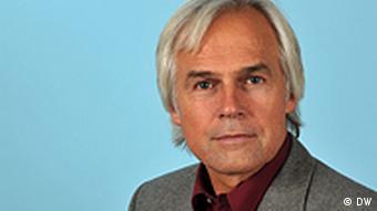 Deutsche Welle Chinesische Redaktion Matthias von Hein