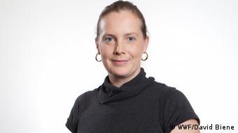 Tanja Dräger de Teran, WWF Deutschland; Copyright: WWF/David Biene***via Martin Koch