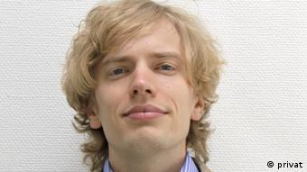 Stig Tanzmann, Brot für die Welt; Copyright: privat