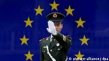 Mögliche Handelsbeschränkungen der EU für Importe aus China