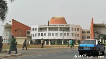 Guinea-Bissau Parlamentsgebäude