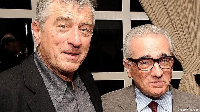 Robert De Niro and Martin Scorsese (Getty Images)
