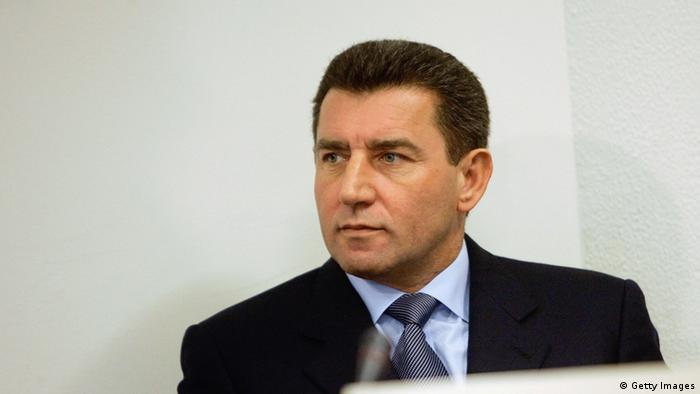 Ante Gotovina appears at the War Crimes Tribunal on December 12, 2005, in The Hague(Photo: Michel Porro/Getty Images)