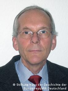 Ulrich Op de Hipt, wissenschaftlicher Mitarbeiter Stiftung Haus der Geschichte der Bundesrepublik Deutschland (Foto: Haus der Geschichte der Bundesrepublik Deutschland)