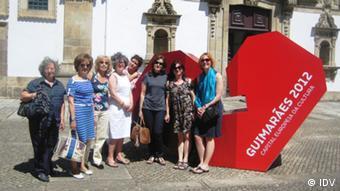 Der Vorstand des Portugiesischen Lehrerverbands