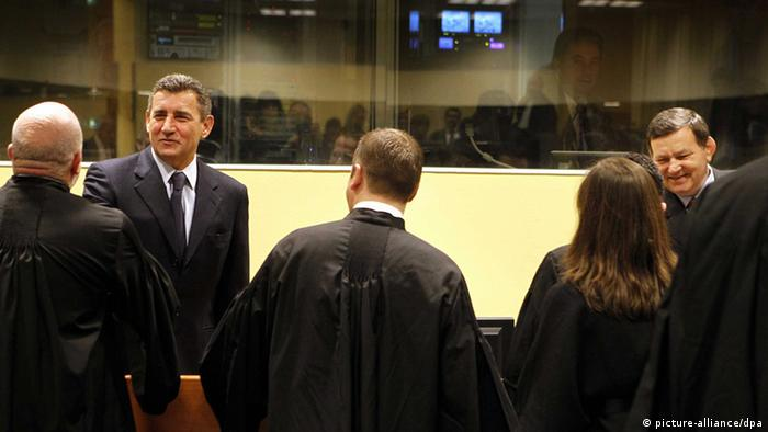 Gotovina i Markač nakon izricanja oslobađajuće presude