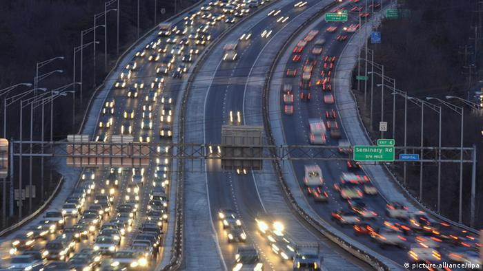 Autobahn in USA