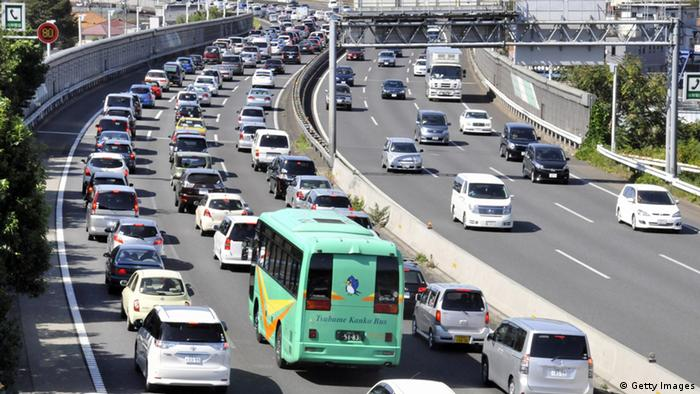 Autobahn in Japan (Getty Images)
