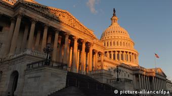 USA Capitol House of Representatives