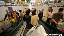Russland Jekaterinburg MEGA-Einkaufszentrum
