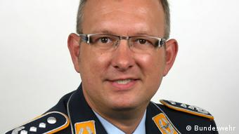 Col. Marcus Ellermann Photo: Bundeswehr