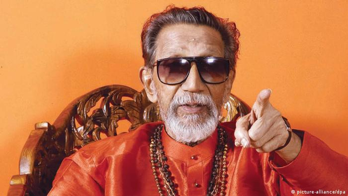 Bal Thackeray (picture-alliance/dpa)
