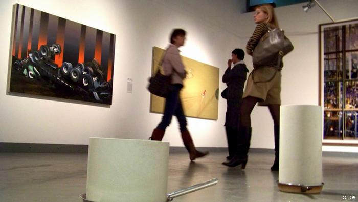 ''Сковородки'' (2007 год) Томаса Рентмайстера в контексте выставки