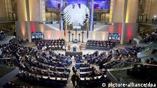 Berlin zentrale Gedenkstunde Volksbunde Deutsche Kriegsgräberfürsorge Volkstrauertag